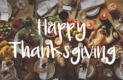 10 Ways to Set Yourself Up for Success this Thanksgiving BEFORE You Set the Table