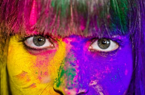 5 Colors To Paint Yourself Healthy