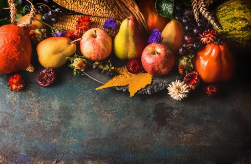 Feast on the Flavorful Fresh Fruits of Fall
