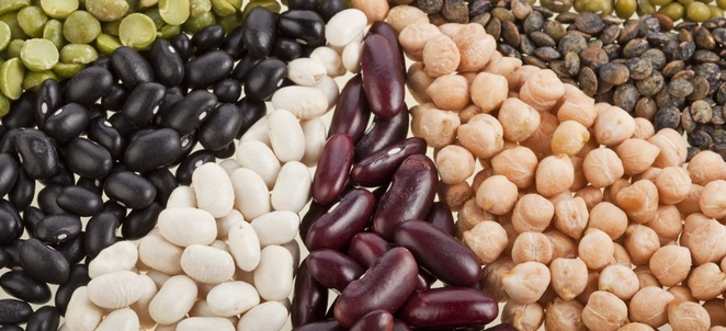 Beans - Dry Nutrition Facts