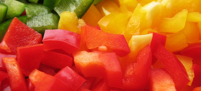 Peppers Nutrition Facts
