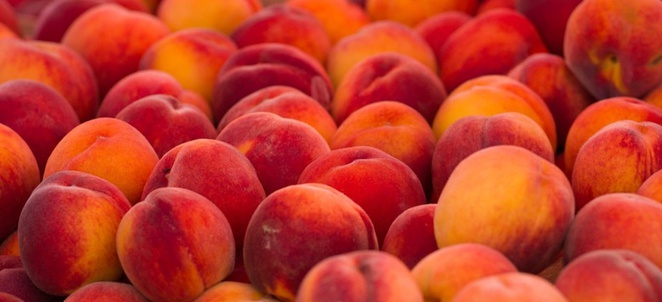Peach Recipes and Pairings