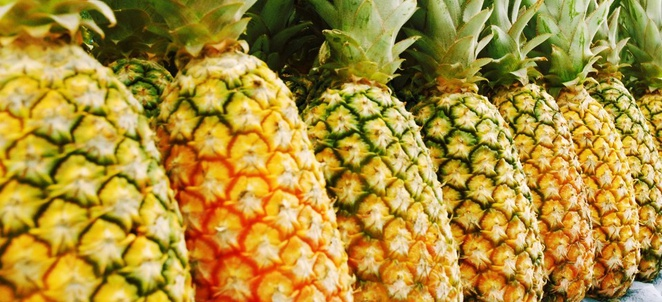 Pineapple Nuritional Facts